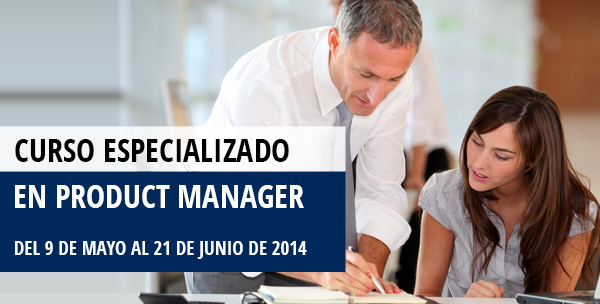 Curso especializado de product manager