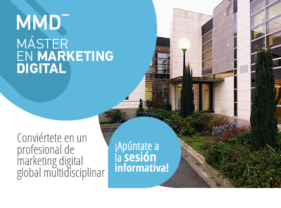 mmd Máster en Marketing Digital - ¡Apúntate a la sesicón informativa!