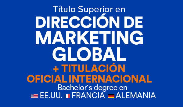 Titulo Superior en Dirección de Marketing Global
